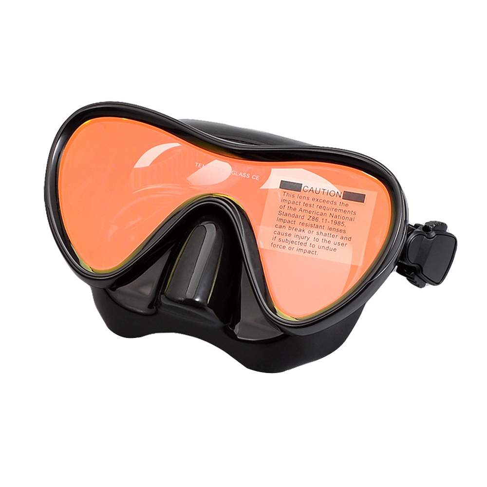 Adult Scuba Diving Mask Silicone Diving Goggle Underwater Salvage Scuba Diving Goggles Mask Swimming Equipment Swimming Tools