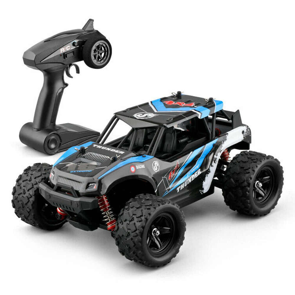 Wltoys   1/18 Scale RC Car 4WD High Speed Fast Remote Controlled Large TRACK Drift Car Remote Control Car Toys For Children