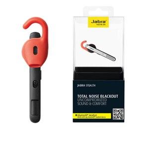 Image 5 - Jabra Stealth Bluetooth bezprzewodowe słuchawki zaawansowane blokowanie szumów wygodne dopasowanie zestaw słuchawkowy z mikrofonem do połączeń Smartphone