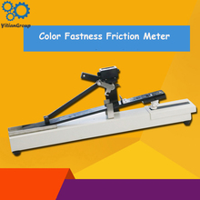 Dry wet rubbing friction color fastness test machine ZQ-006 manual fabric detector equipment