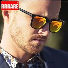 RBRARE 2021 carré lunettes De Soleil hommes Vintage lunettes De Soleil femmes marque De luxe lunettes De Soleil pour hommes rétro Lunette De Soleil Femme UV400