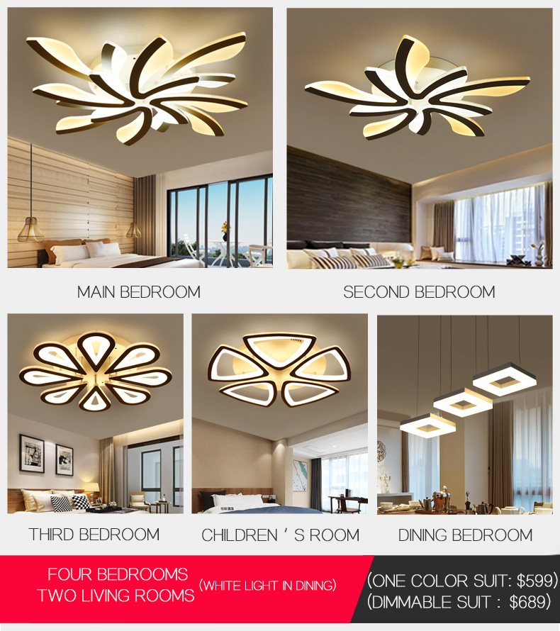 H3adce172e0af4780afb23a926da48a13v LED Ceiling Lights Dandelion Indoor Ceiling Lamp Modern Simple Post-Modern Living Room Bedroom Dining Room Study Room