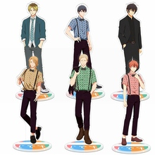 Stationery Figures Acrylic GIVEN Anime for Cartoon Standing-Figure-Model Desk-Decoration