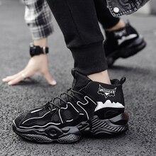 Damyuan 2019 Hot New Men Sneakers In Winter Fashion Warm Comfortable Non-slip Increase Walking Casual Running Shoes Big Size 44