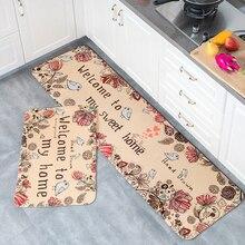 Коврик для двери, нескользящий ковер для кухни, гостиной/коврик для ванной, домашний Коврик для прихожей, коврик для прихожей, коврик для кухни, домашний 10 видов стилей
