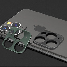 For iPhone X XR Rear Camera Lens full Protective Ring Cover Protective For iPhone XS Max 11 Pro Case Mobile Phone accessories