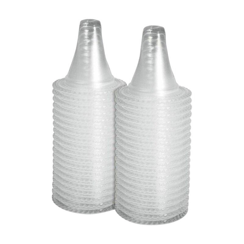 380 Pack Universal Ear Thermometer Earmuffs Earmuffs Safe Environmentally Friendly And Hygienic Earmuffs