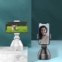 Intelligent Selfie Shooting Gimbal 360 Auto Face Tracking Camera Phone Holder 35EA
