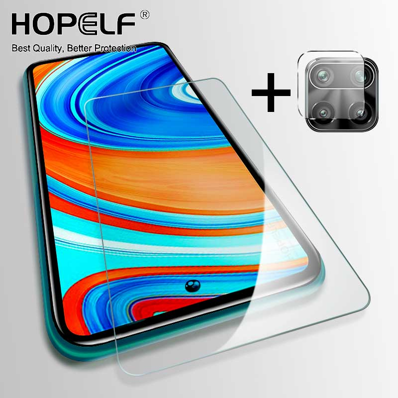 Tempered Glass For Xiaomi Redmi Note 9s 9 Pro Max Screen Protector Note 9 Pro 9s Glass For Redmi Note 9s 9 Pro Max Camera Lens