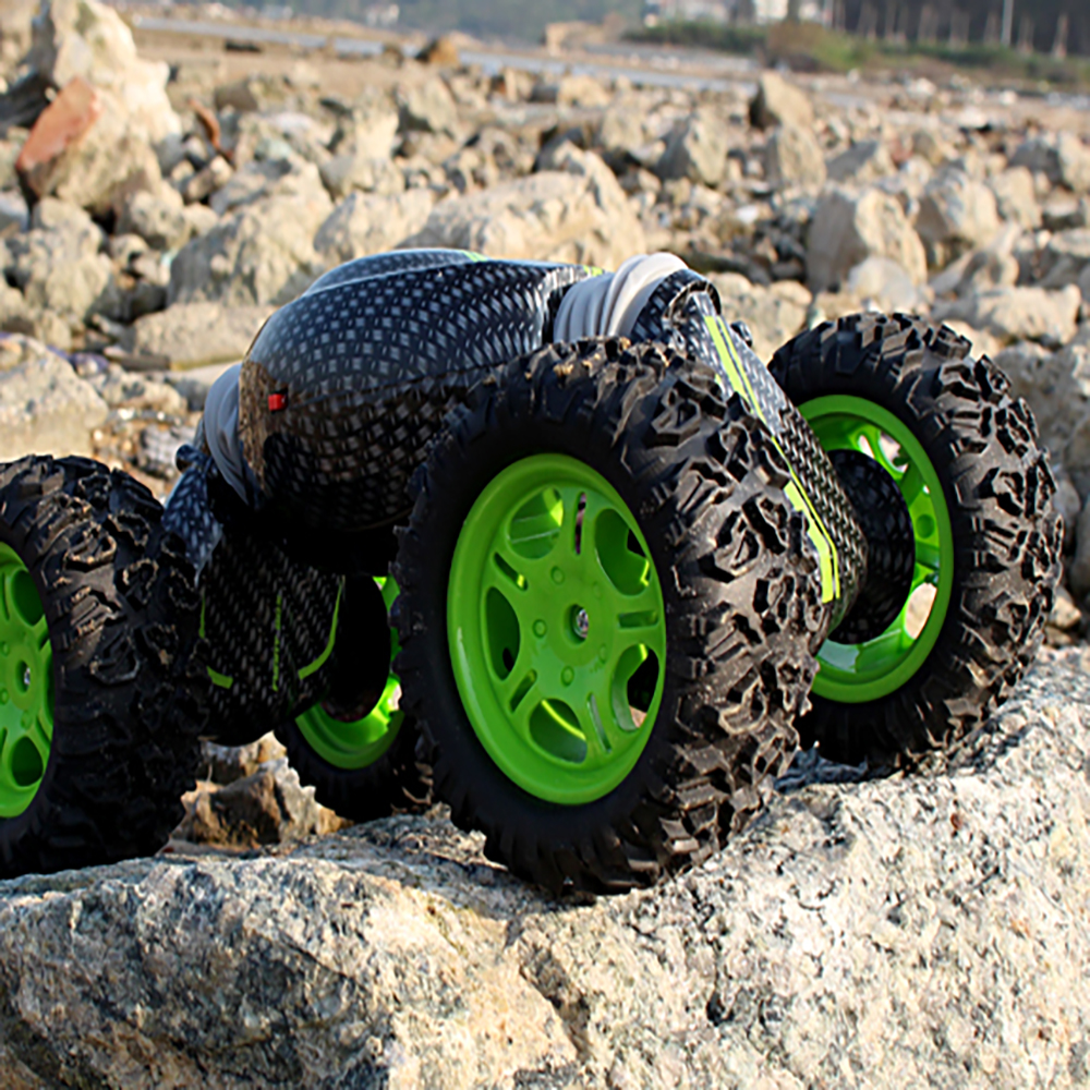 High Speed Rock Crawler Car With Remote Control Electric Off Road 4WD Car <font><b>Rc</b></font> Climbing Transformer <font><b>Drift</b></font> Vehicles Radio Control image