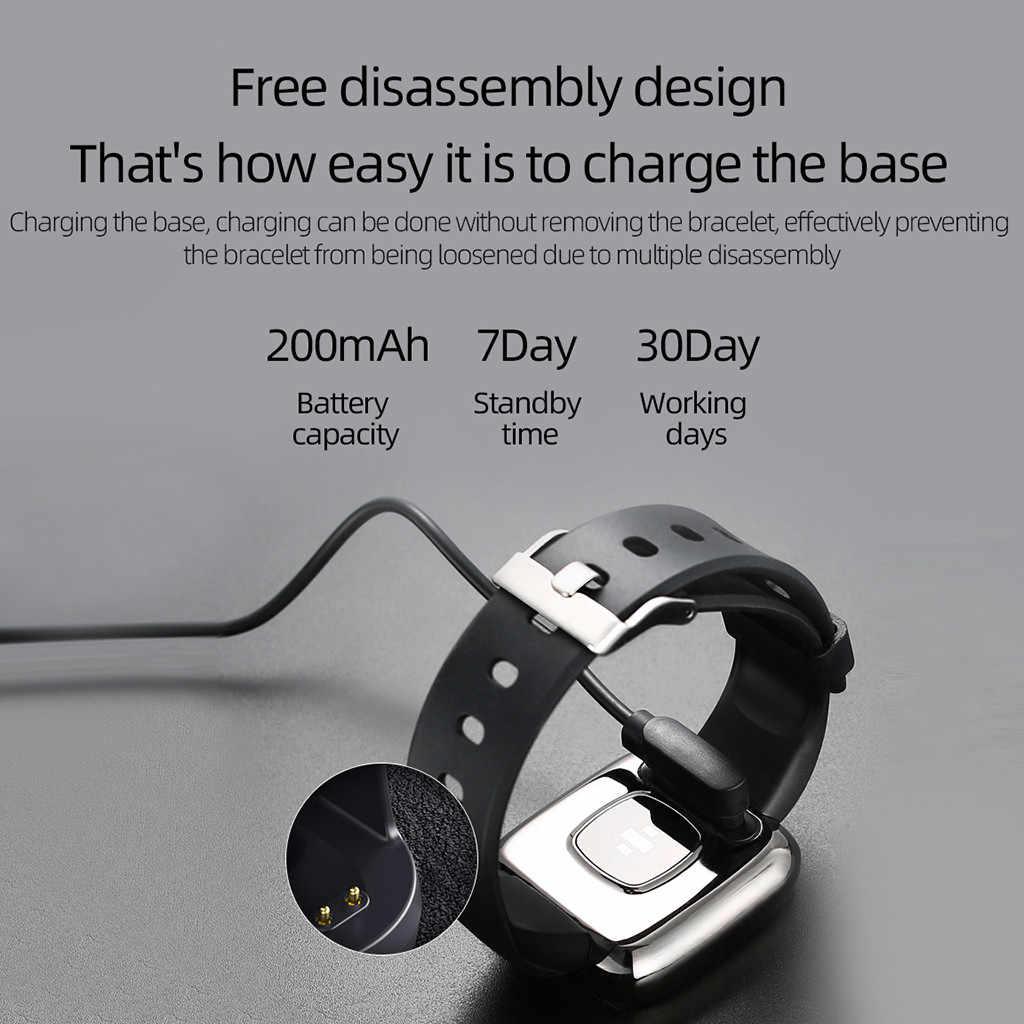 Dla amazfit gts Bluetooth inteligentny zegarek miernik tętna ekg dla android ios fitness sportowy kalorii kalorii silikonowa opaska na rękę 2020