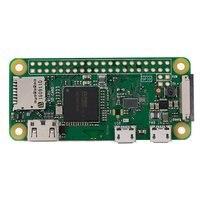 For Raspberry pi Zero W Camera Connector Pi0 Pi Zero W board 1GHz CPU 512MB Development Board Built in WIFI Wireless
