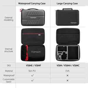 Image 3 - Vamson pour Gopro 9 ensemble daccessoires pour go pro hero 9 8 7 6 5 kit de montage pour SJCAM pour DJI Osmo Action pour yi 4k pour eken h9 VS84