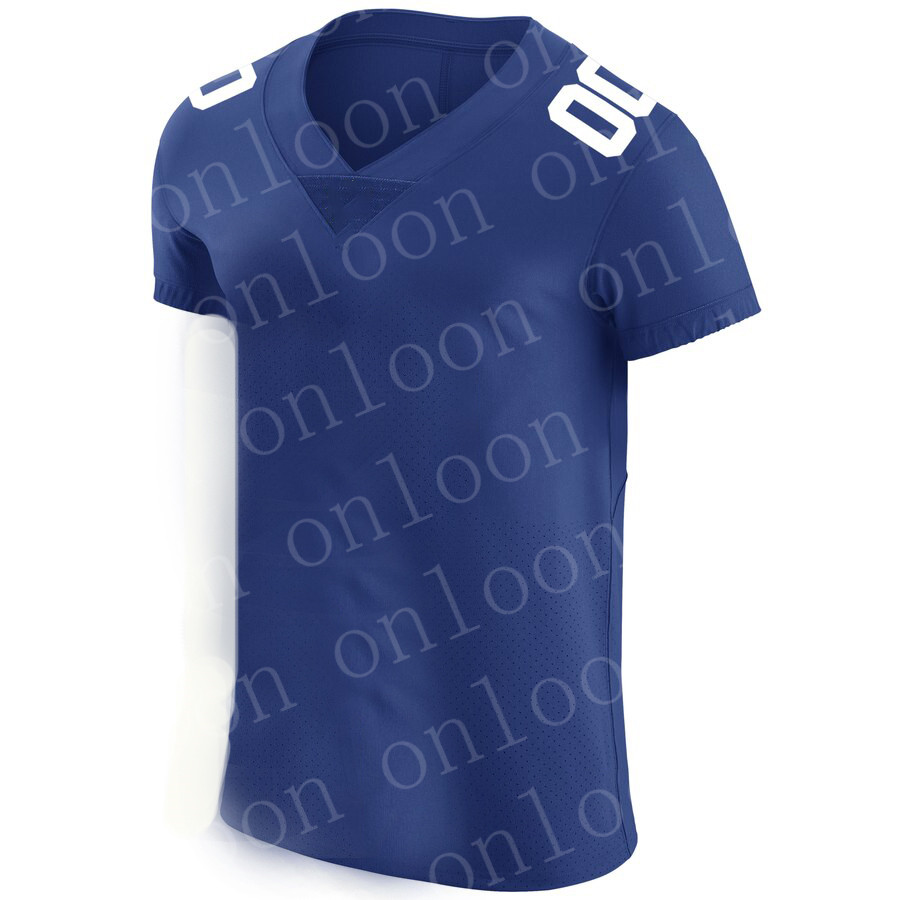 Color 2020 Men American Football New York Sport Fans Wear Saquon Barkley Michael Thomas Odell Beckham Jr Lawrence Taylor Jerseys