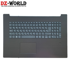 C-Cover Hungarian Keyboard Lenovo Touchpad Palmrest Laptop Shell with FPR for V320-17ikb/Isk/Laptop/5cb0n96270