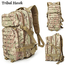 Military Backpack Tactical Rucksack Camouflage Trekking Army Molle Hunting Outdoor 1000D