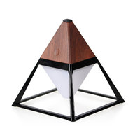Led Adjustable Brightness Touch Switch Tower Design Portable Table Practical Decoration USB Night Light Bedside Reading Book