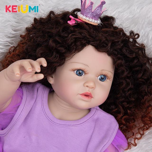 Кукла-младенец KEIUMI 23D189-C269-H79-S34 1