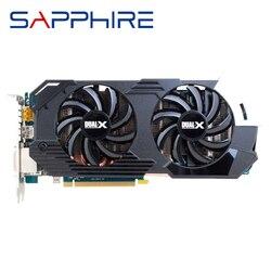 SAPPHIRE HD 7950 3GB Scheda Video GPU AMD Originale Radeon HD7950 3GB GDDR5 Grafica Carte PC Dello Schermo Del Computer gioco Mappa HDMI PCI-E