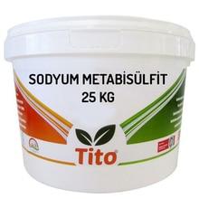 Tito Sodium Metabisulfite E223 25 kg