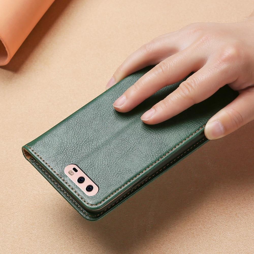 Чехол для Huawei P10, кожаный флип кейс для Huawei P10 Plus, чехол кошелек с отделением для карт, чехол для телефона Etui|Бамперы| | АлиЭкспресс