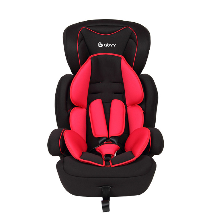 Free Shipping Child Car Safety Seat Baby Car Travel Seat 9 Months-12 Years Old  Baby Car  Infant Car Seat