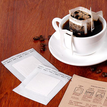 Paper-Bag DRIP-COFFEE-FILTER-BAG Brew-Coffee TEA-FILTERS Portable for 50pcs Hanging-Ear