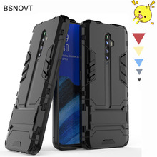 For OPPO Reno2 F Case Phone Holder Hard