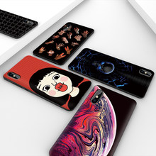 Fundas de teléfono para iphone 7 funda de lujo para iphone 8 silicona para etui para apple 6 6s plus funda 7plus 8plus funda hombre(China)