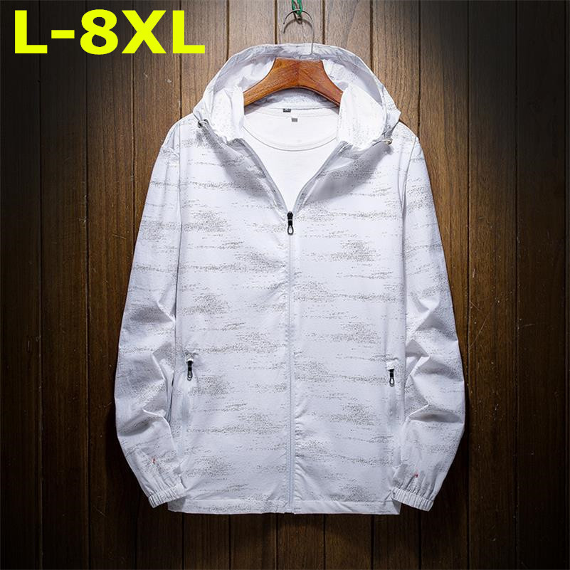 new plus size 9XL 8XL <font><b>7XL</b></font> 6XL 5XL 4XL Men's Waterproof Jackets Men Spring Autumn Jacket <font><b>Coats</b></font> Male Brand Clothing big Size10xl image