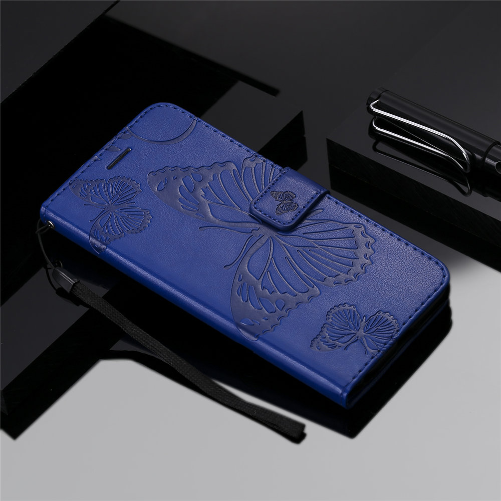 Butterfly Leather Wallet Case for iPhone 11/11 Pro/11 Pro Max 4