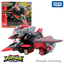 Tomica Hyper Rescue Drive Head Support Vehicle Brave Jet Fighter Car DieCast Miniature Anime Figure Model Kit Magic Toys