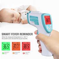 Erwachsene Digitale Termomete Infrarot Stirn Körper Thermometer Gun Nicht-kontaktieren termometro Messung Gerät thermometer