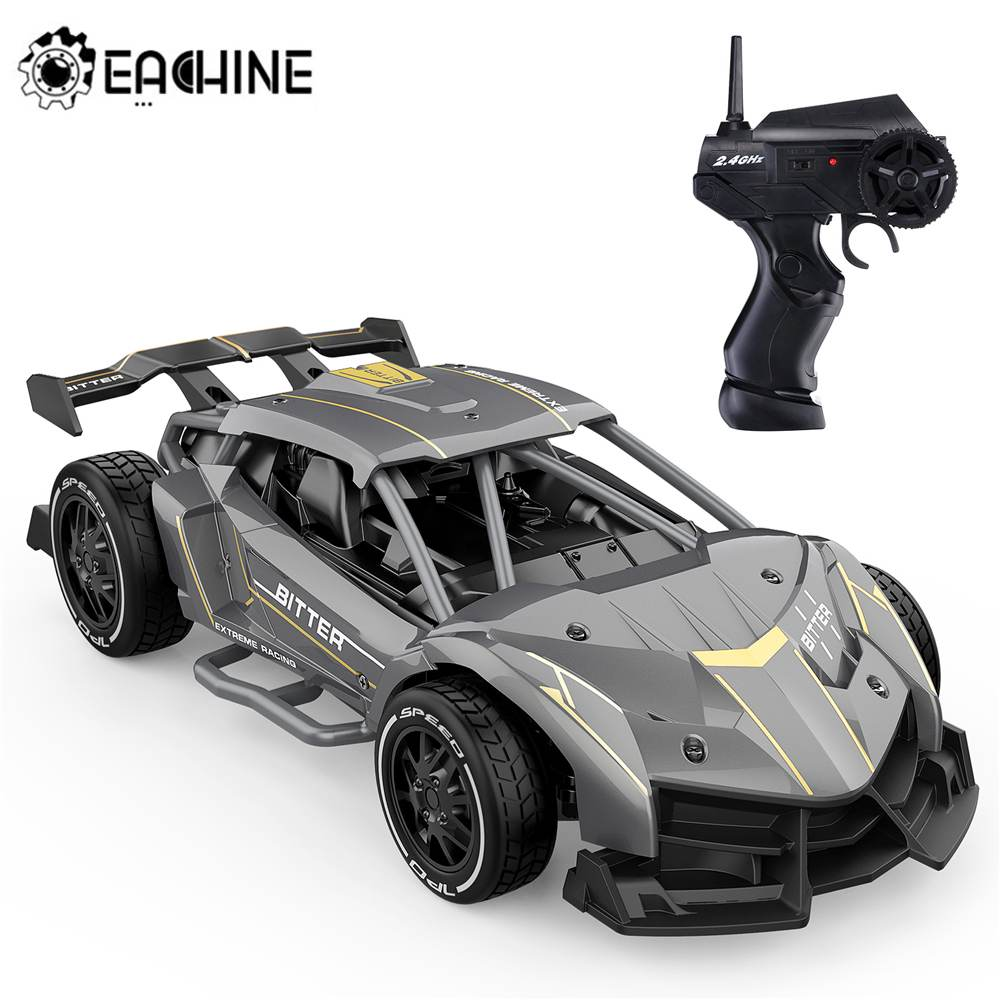 Eachine EC05 1:24 2.4G  4WD Remote Control Aluminum Alloy High Speed Electric Racing Climbing RC Cars Drift Vehicle Model Toys RC Cars    - AliExpress