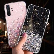 Luxury Glitter Star Case For Samsung Gal