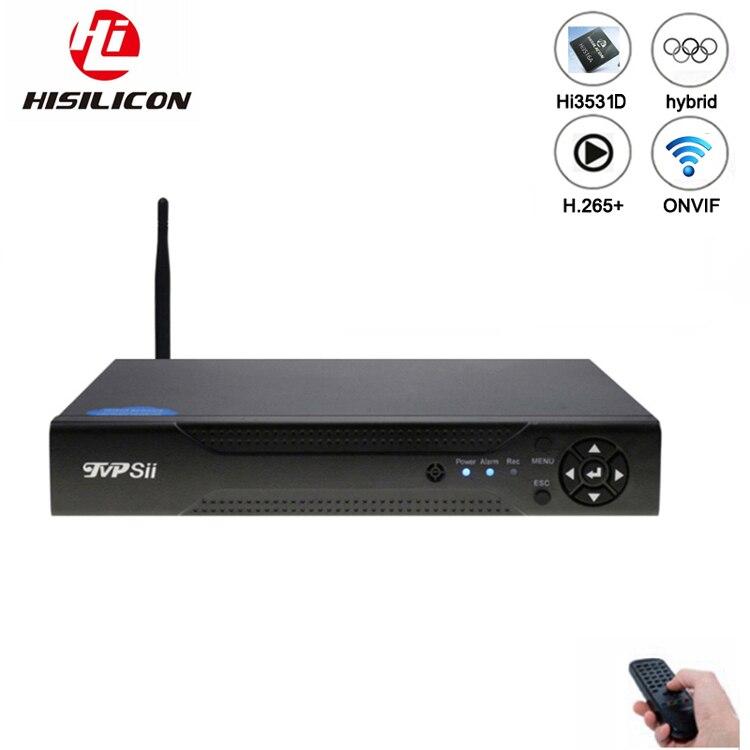 1080 P/960 P/720 P/960 H CCTV камера XMeye Hi3520D 1080N 4CH/8CH 6 в 1 Wifi Гибридный коаксиальный XVI NVR CVI TVi AHD DVR