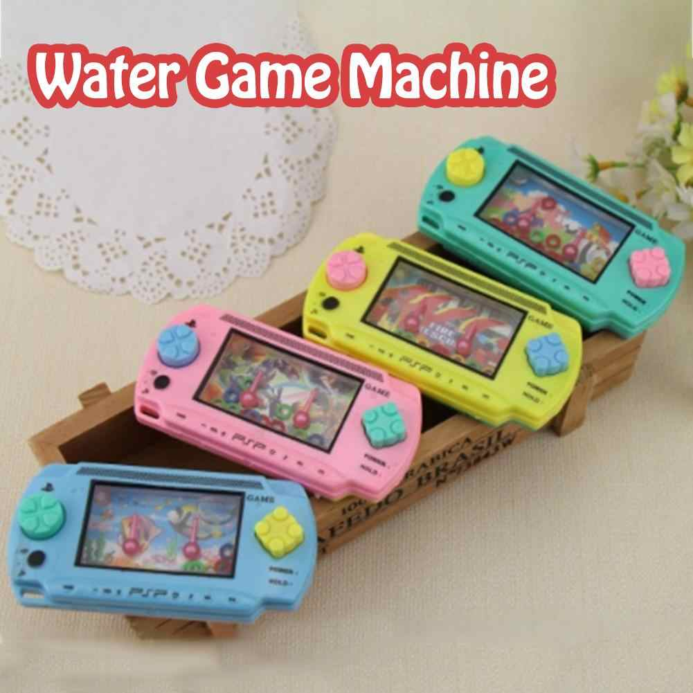 New  Vintage Water Game Machine Childhood Memory Funny Ability Develop Ring G LD