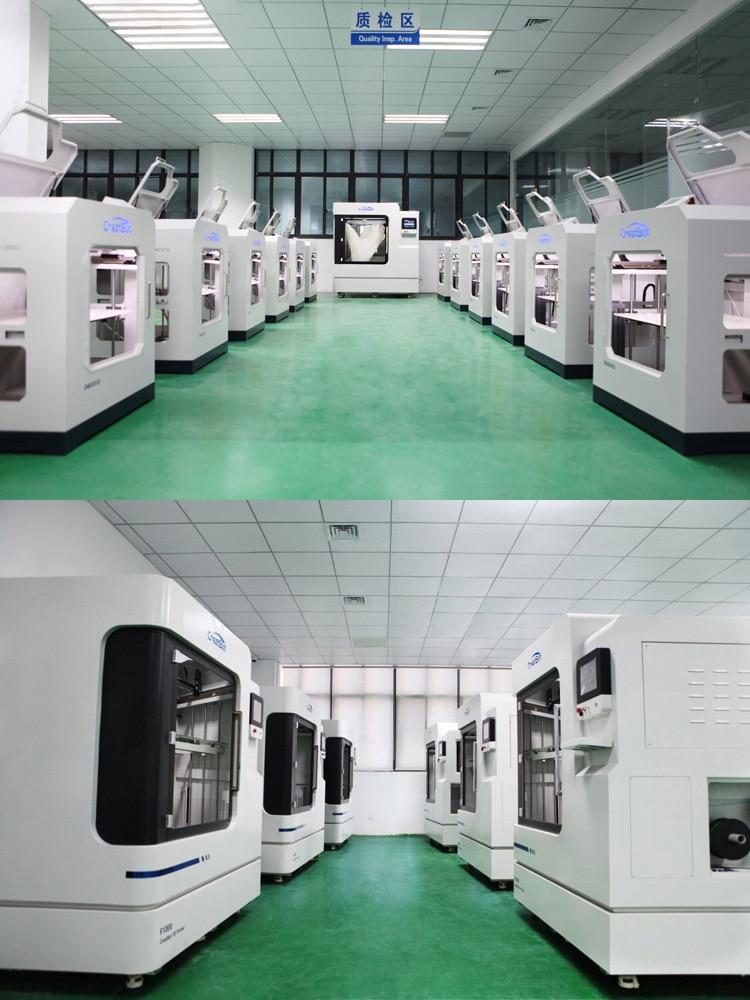 creatbot 3d printer 2