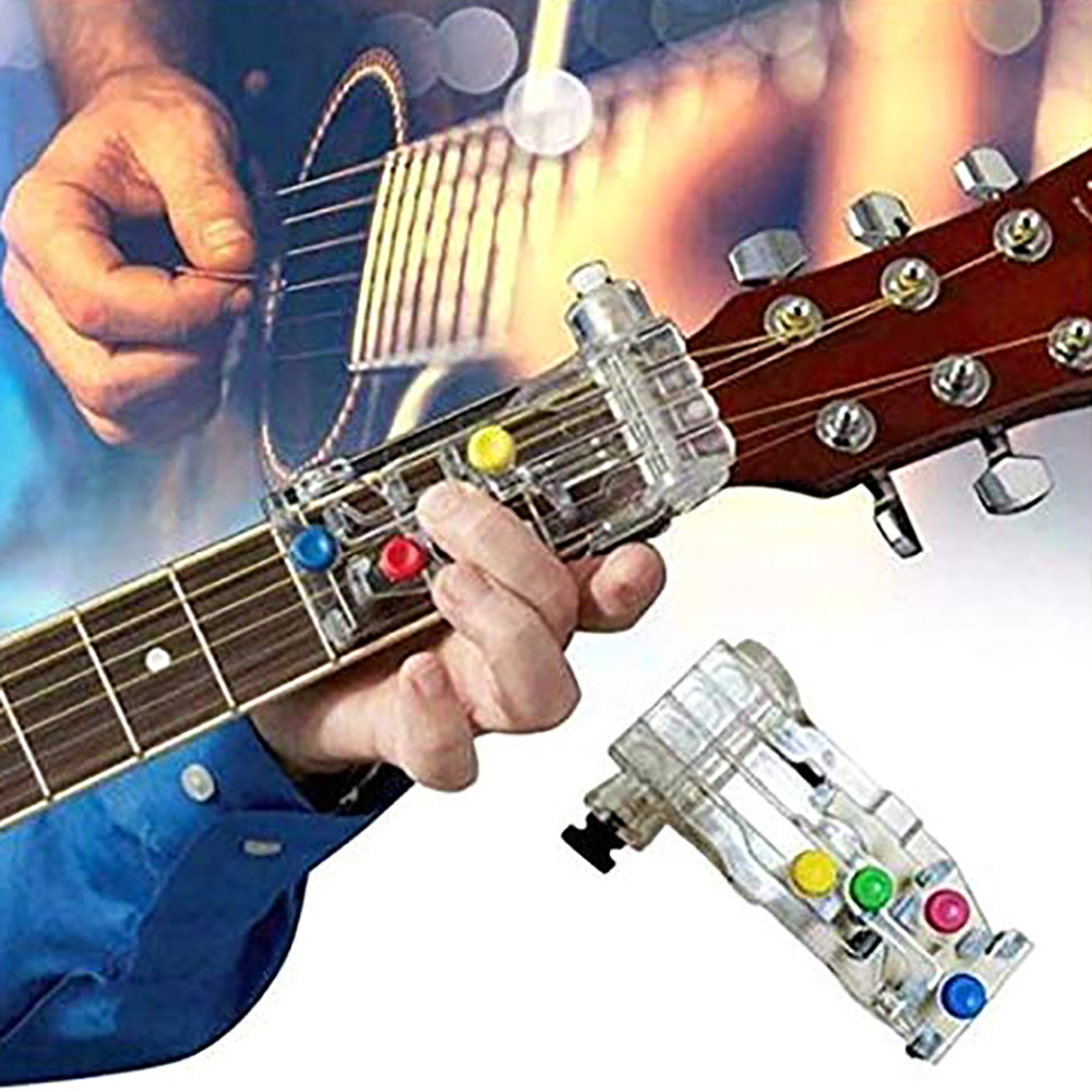 Guitar Chord Assisted Learning Tool