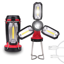 Camping Light Multifunction Rechargeable…