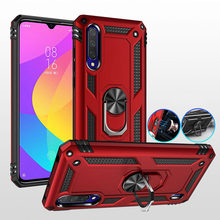 Magnetic Phone Case For Xiaomi MI 9T 9 Pro Case Car Holder Armor Cover For Xiaomi MI 9 SE A3 Case 360 Cover For Redmi Note 7 Pro(China)