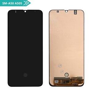 Image 3 - Dokunmatik LCD ekran ekran samsung için dijitalleştirici montajı Galaxy A10 A105/A20 A205/A30 A305/A40 A405/A50 A505/A60 /A70 A705/A80