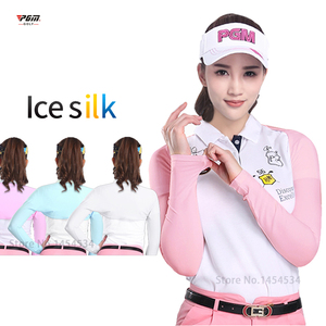 Clothes Golf Ice Cuff Lady Arm Warmers S