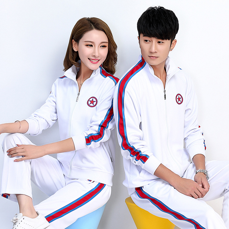 Dream Team Spring And Autumn-New Style Fashion Casual Sports Clothing Set Spring And Autumn Hoodie Autumn WOMEN'S Dress Square D