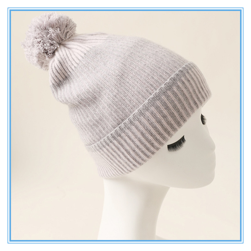 Купить новейший новый дизайн вязаная шапка из кашемира и перчатки две