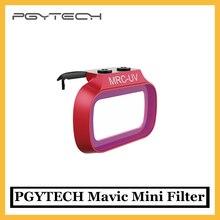 PGYTECH – filtres dobjectif UV pour DJI Mavic Mini/Mavic Mini 2, accessoires originaux, en Stock