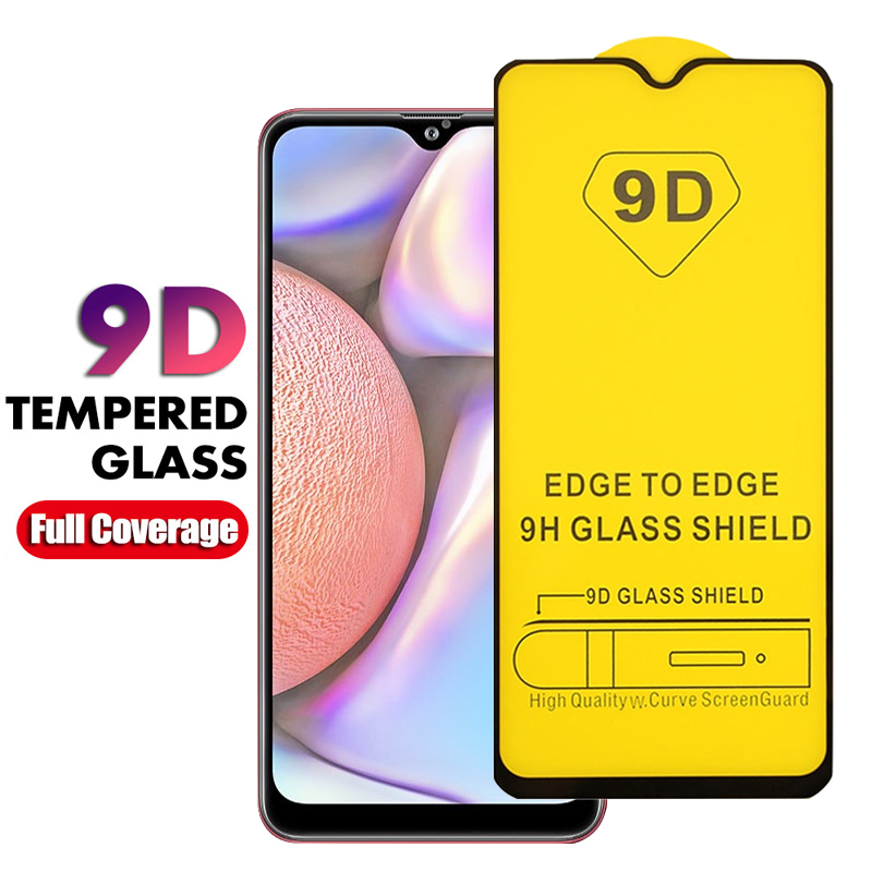 9D Tempered Glass For Samsung Galaxy A10 A10S Glass Screen Protector Protective Film Samsun A 10S 10 A105 A107 SM-A107F SM-A105F