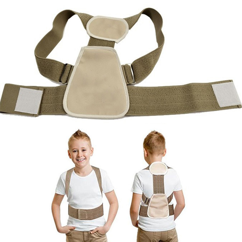 Posture Corrector Back Brace- Posture & Spine Corrector For Children, Teenagers & Young Adults  Back Brace Posture Correction