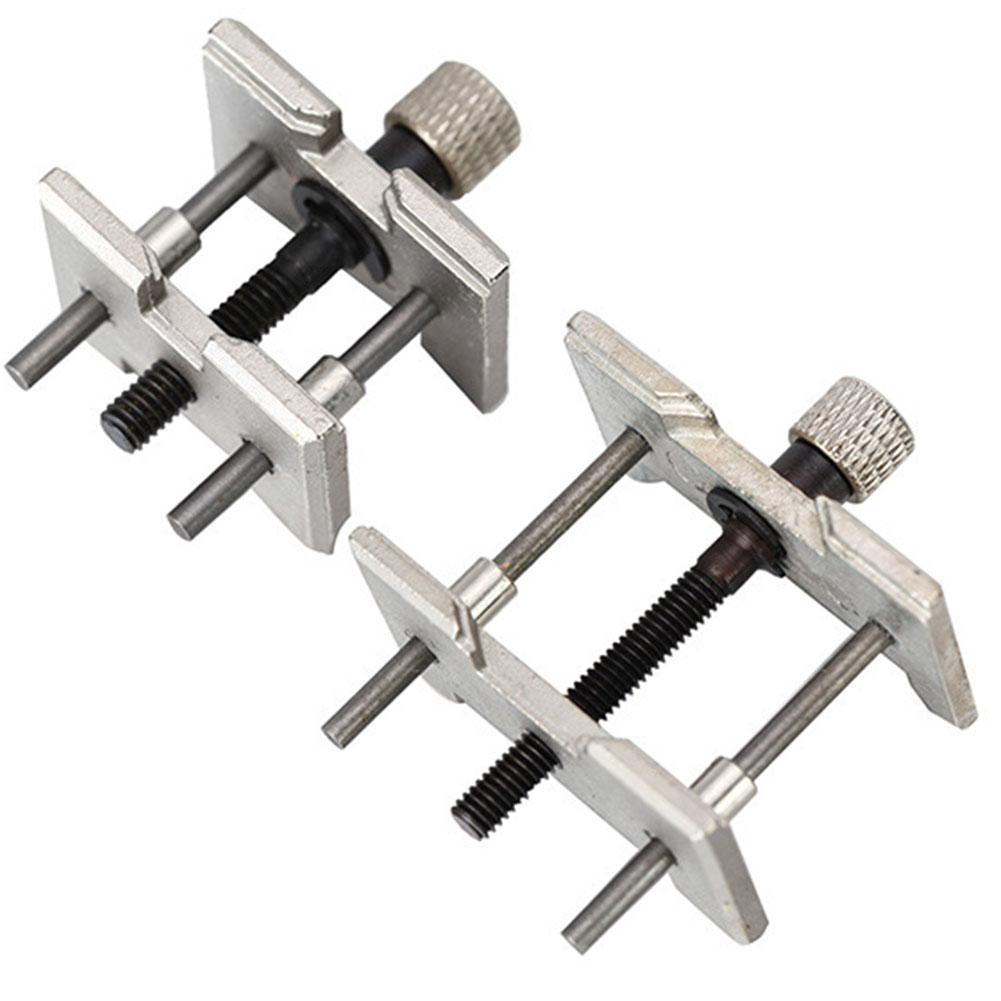 Movement Holder Durable Adjustable Jaw Mini Portable Watchmakers Clamp Watches Clamp Vise | Repair Tools & Kits