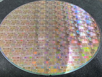 Silicon Wafer 8-inch Wafer Complete Chip IC Chip 8-inch Lithography 8-inch Circuit Chip
